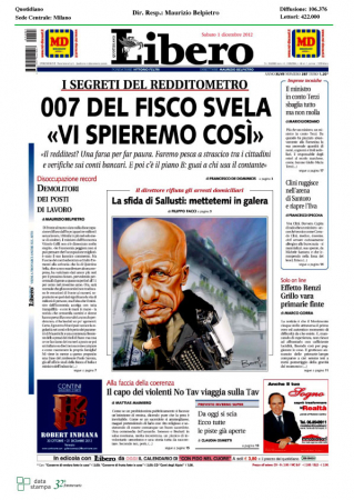 Libero. Quotidiano