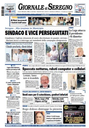 Giornale di Seregno