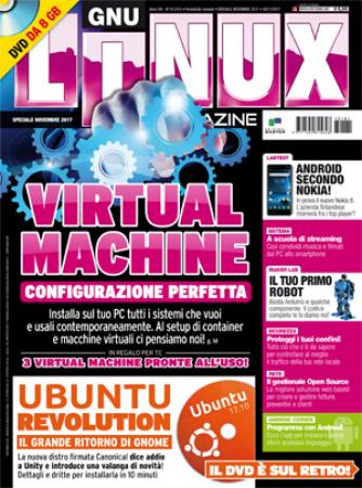 Linux magazine GNU