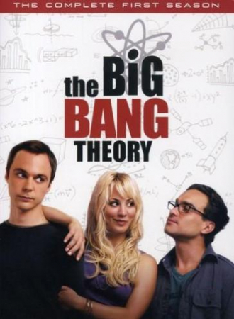 The big bang theory [DVD]. La 1. stagione completa