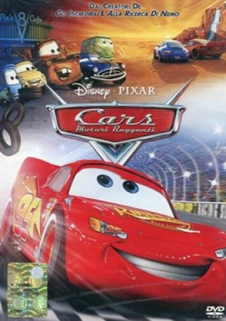 Cars [DVD] : motori ruggenti