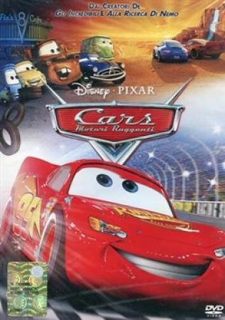 Cars [DVD] : motori ruggenti