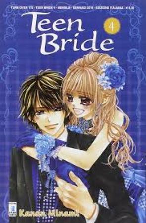 Teen bride. 4