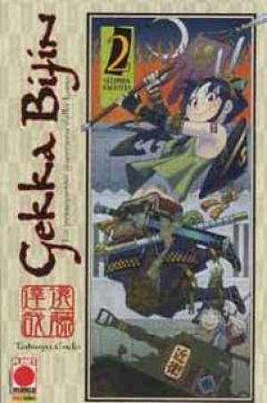Gekka Bijin : la principessa guerriera della luna / Tatsuya Endo. 2. raccolta