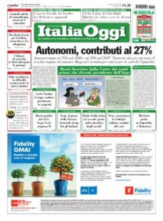 Italia oggi 7