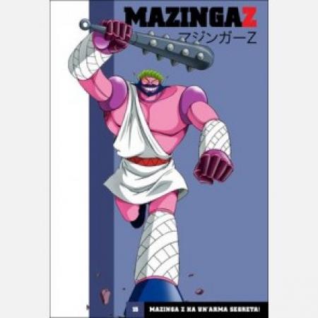 15: Mazinga Z ha un'arma segreta!