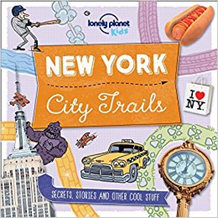 New York : city trails / Moira Butterfield