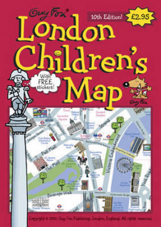 London children's map