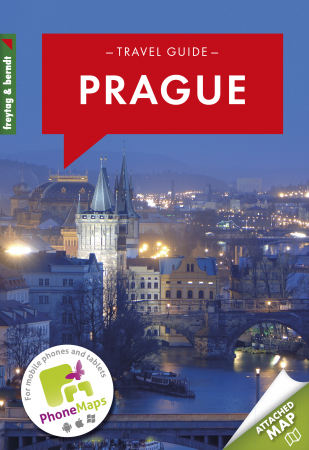 Prague : travel guide : sixty-four of the loveliest spots in the Czech metropolis
