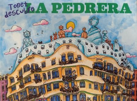 Tonet descubre La pedrera / ilustraciones Pilarín Bayés ; texto Marga Sala