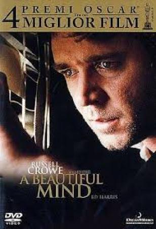 A beautiful mind [DVD] / un film di Ron Howard ; [con] Russell Crowe, Ed Harris