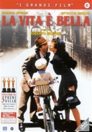 La vita è bella [DVD] / [con] Roberto Benigni, Nicoletta Braschi ; regia di Roberto Benigni