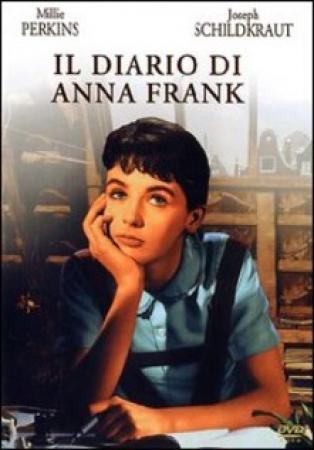 Il diario di Anna Frank [DVD] / [regia] George Stevens ; [con] Millie Perkins, Joseph Schildkraut