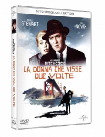 La donna che visse due volte [DVD] / [con] James Stewart, Kim Novak ; [directed by] Alfred Hitchcock