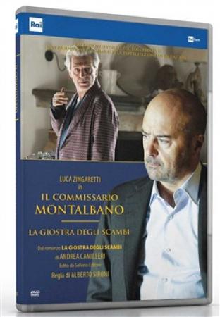 Il commissario Montalbano. La giostra degli scambi