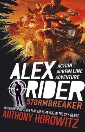 Alex Rider. [1], Stormbreaker