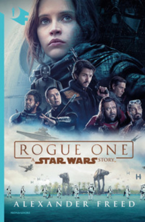 Rogue One [DVD] : a Star Wars story / [directed by Gareth Edwards]