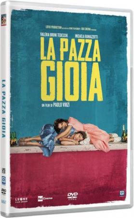 La pazza gioia [DVD] / un film di Paolo Virzì ; [con] Valeria Bruni Tedeschi, Micaela Ramazzotti
