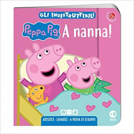 Peppa Pig. A nanna!