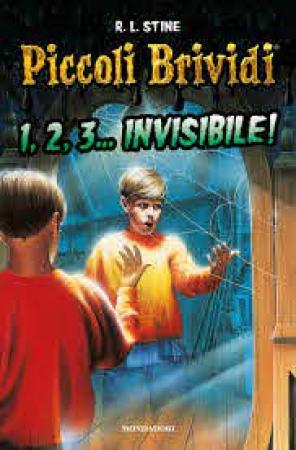 Uno, due, tre... invisibile!