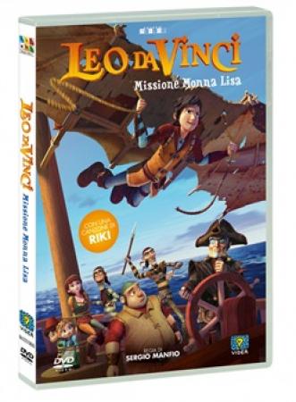 Leo da Vinci: missione Monna Lisa