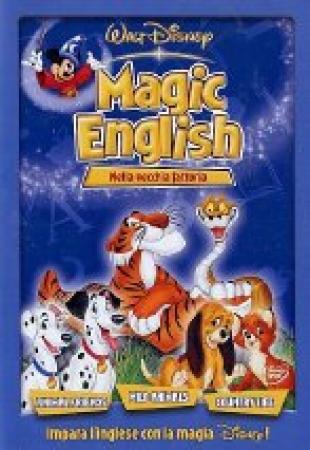 Disney's magic English [DVD]